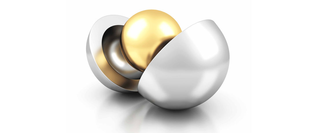 The gold standard for enteric coatings has gone platinum.
